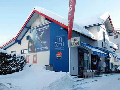 Magasin de location de ski WM - SPORT 2000, Abtenau à Markt 113