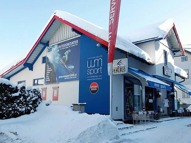 Magasin de location de ski WM - SPORT 2000 à Markt 113, Abtenau