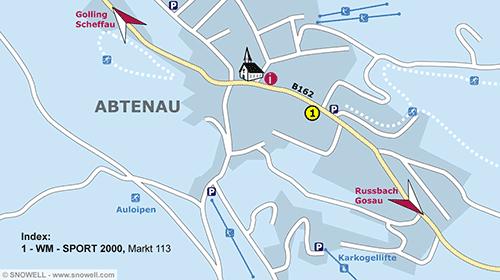 Plan Abtenau