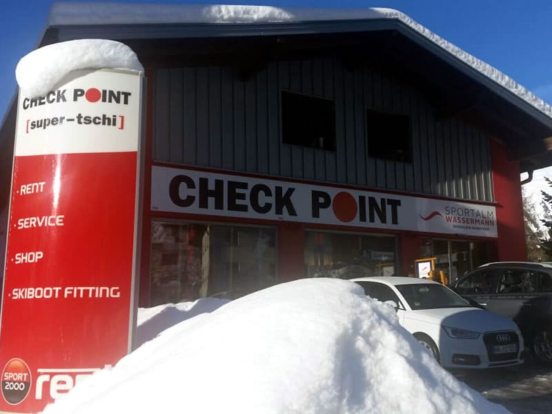 Magasin de location de ski Checkpoint Wassermann, Nauders 246 à Nauders