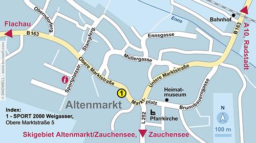 Plan Altenmarkt