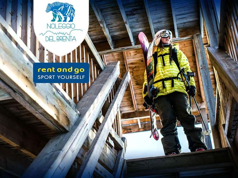 Magasin de location de ski Rent and Go Skiplanet, Piazzale del Brenta, 7 - Località Palù à Madonna di Campiglio