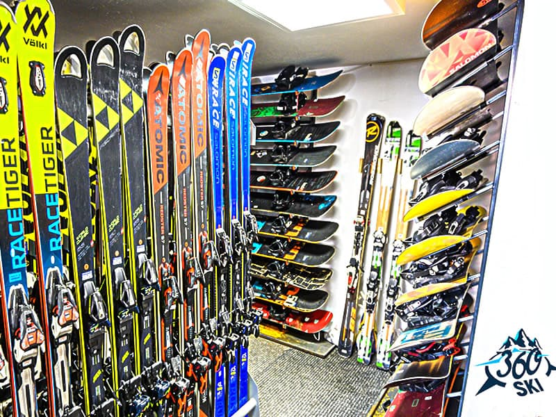 Magasin de location de ski 360 Ski Bansko à Pirin Str. 113, Bansko