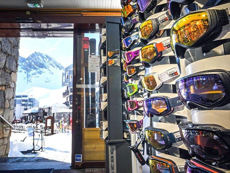 Magasin de location de ski SPORT GLISSE à Place du Curling - Val Claret, Tignes Val Claret