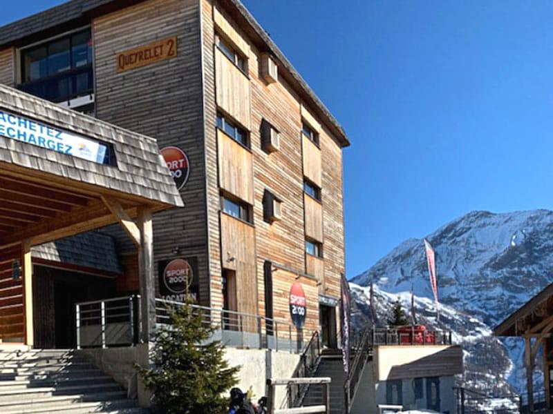 Magasin de location de ski Queyrelet Sports à Place du Queyrelet - Bat 2, Orcieres Merlettes