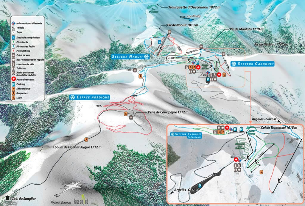 Location Ski Argeles Gazost
