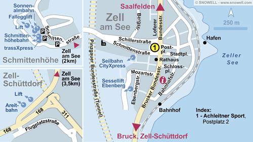 Plan Zell am See