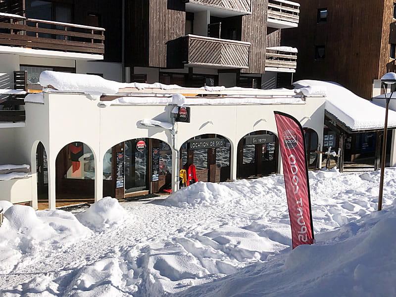 Magasin de location de ski AUBEN SKI à Praz des Esserts, Morillon 1100