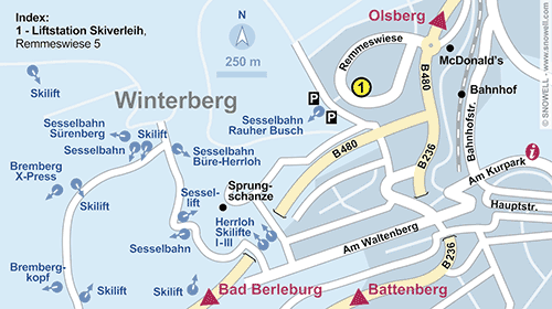 Plan Winterberg
