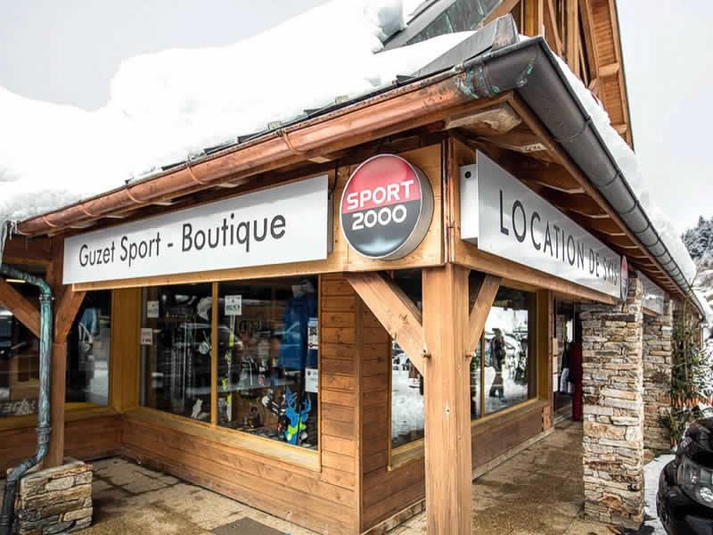 location ski 42