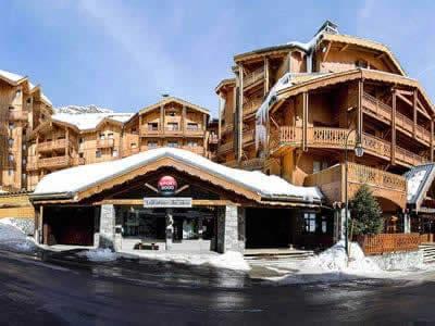 Magasin de location de ski VAL LOC 2400, Val Thorens à Résidence Val 2400 - Les Balcons