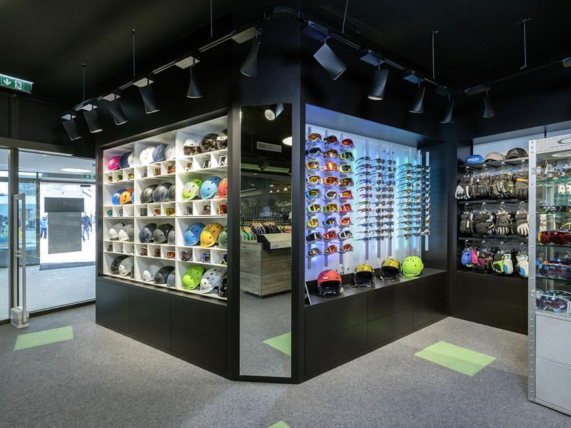 Magasin de location de ski Sport-Shop à Rettenbach Gletscher [Direkt beim Restaurant], Sölden