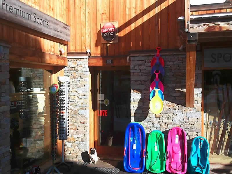 Magasin de location de ski PREMIUM SPORT à Route d'Huez (Viel Alpe), Alpe d'Huez