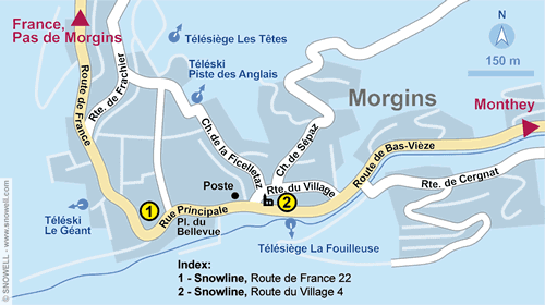 Plan Morgins
