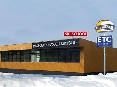 Magasin de location de ski ETC Sport, Svoboda nad Upou à Rychorske sidliste 146