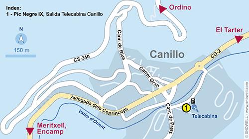 Plan Canillo