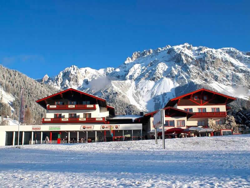 Magasin de location de ski SPORT 2000 Ski Willy à Schildlehen 83, Ramsau am Dachstein