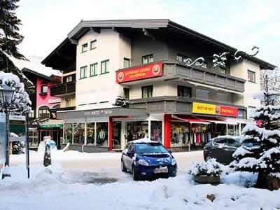 Magasin de location de ski SPORT 2000 Ruetz, Westendorf à Schulgasse 1