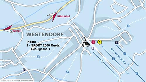 Plan Westendorf