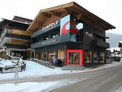 Magasin de location de ski Gumpold Mountain Sports, Hinterglemm à Schwarzacherweg 200