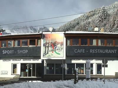 Magasin de location de ski Sport Krismer, Fiss à Seilbahnstrasse 38