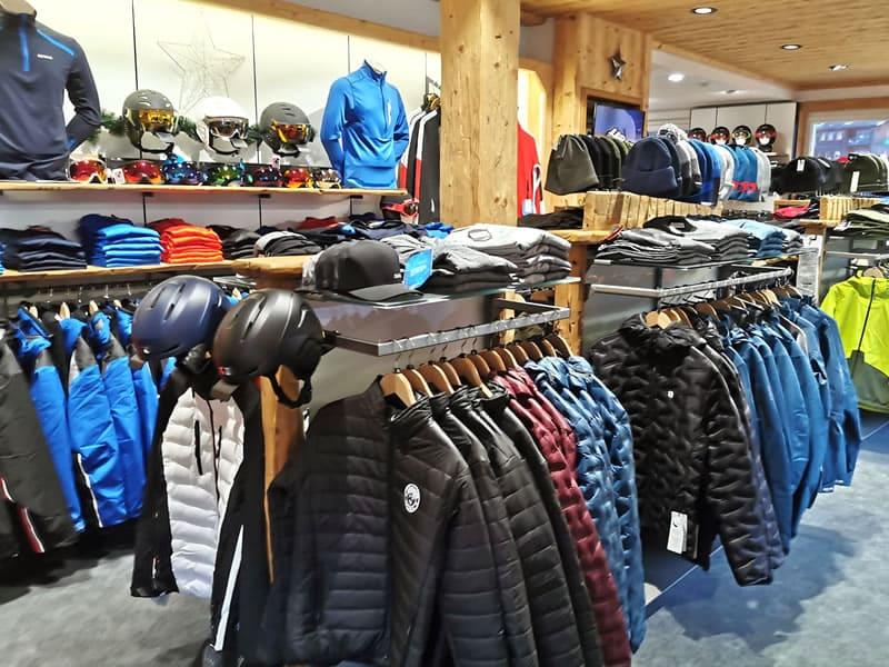 Magasin de location de ski Sport Montafon à Seilbahnstrasse 89c, Gaschurn