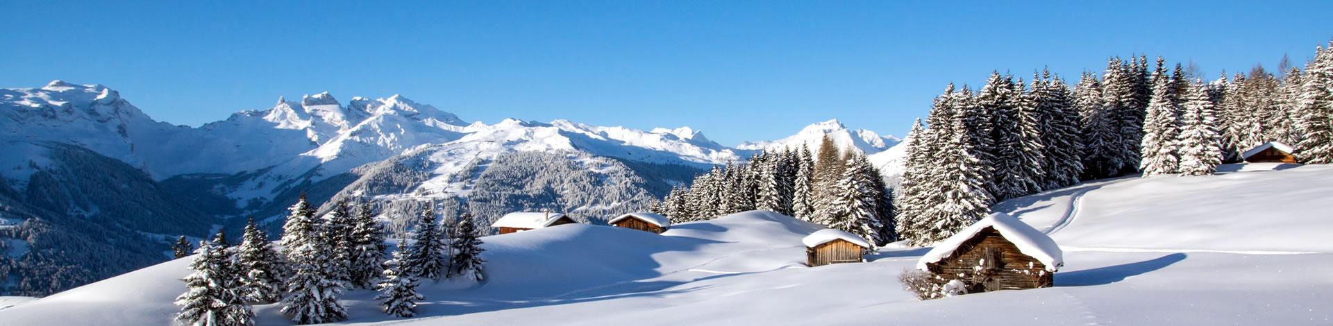 Conseils et informations pour des vacances d'hiver en toute sécurité.
