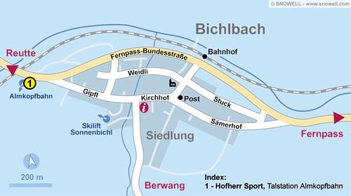 Plan Bichlbach