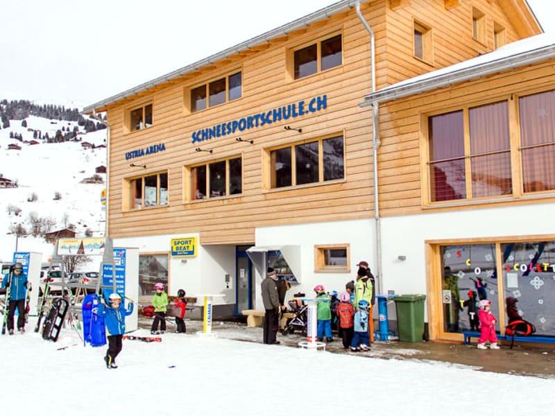 Magasin de location de ski Sport Beat à Talstation Brigels - Plaun Rueun, Breil/Brigels