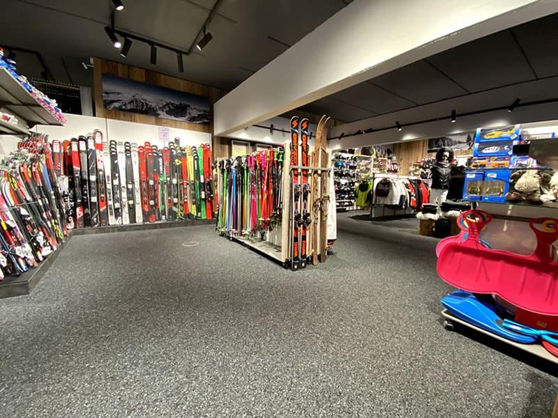 Magasin de location de ski Sport Schiestl à Talstrasse 65, Ramsau im Zillertal