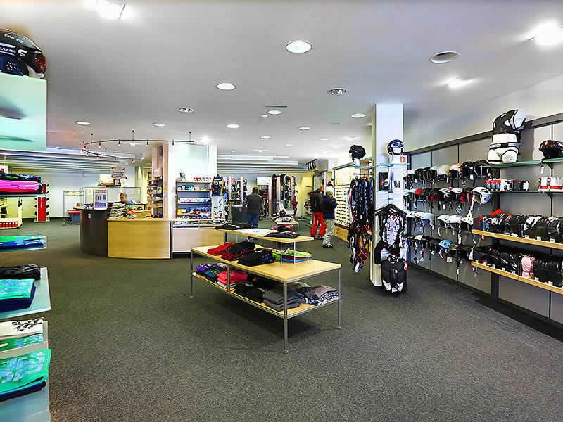 Magasin de location de ski Sport-Shop à Tiefenbach Gletscher [Direkt beim Restaurant], Sölden