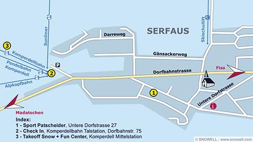 Plan Serfaus
