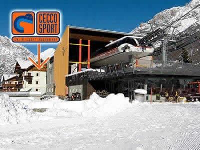 Magasin de location de ski Cecco Sport, Bormio à Via Battaglion Morbegno, 26