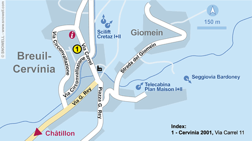 Plan Breuil Cervinia