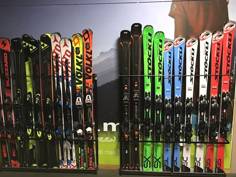 Magasin de location de ski Sport Cermis à Via Cermis 2, Alpe Cermis, Cavalese