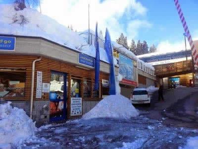 Magasin de location de ski Noleggio del Brenta 5 Laghi, Madonna di Campiglio à Via Presanella, 12