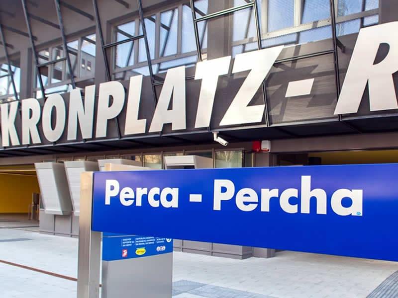Magasin de location de ski Rentasport Kronplatz Ried-Percha, Via Stazione 2 / Bahnhofstrasse 2 (Talstation Ried) à Percha