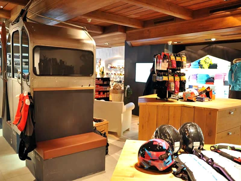 Magasin de location de ski Vertex Sports, Viktoriastrasse 2 à Gstaad