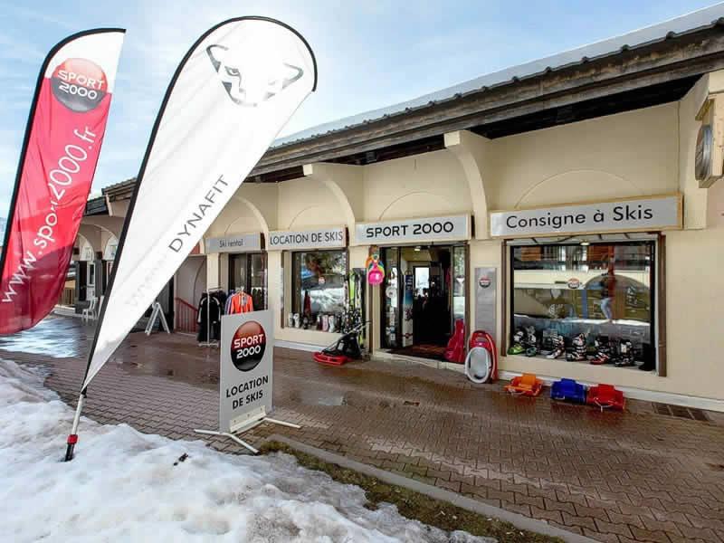 location ski 2 alpes 1800