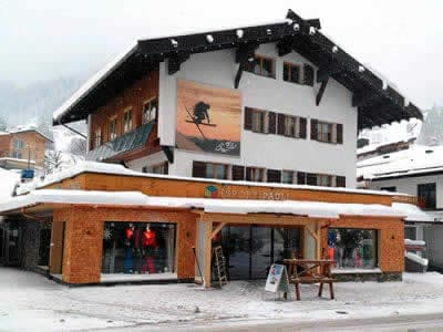 Magasin de location de ski Sport Pauli, Kleinwalsertal - Hirschegg à Walserstrasse 270