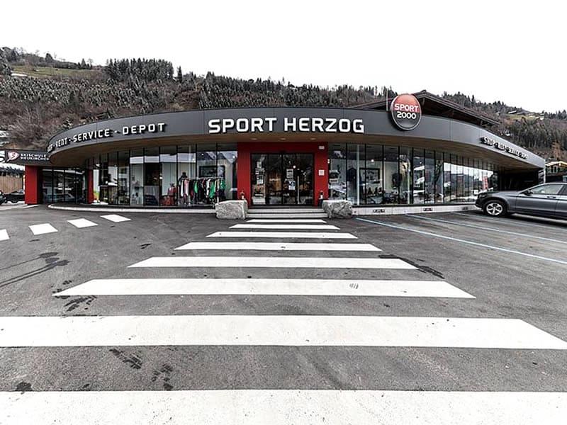 Magasin de location de ski SPORT 2000 Herzog à Wildkogelbahnstrasse 280, Neukirchen