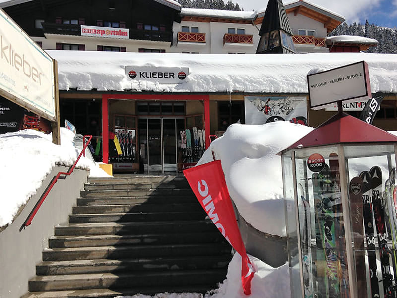Magasin de location de ski Sport Klieber, Zauchensee 17 à Zauchensee